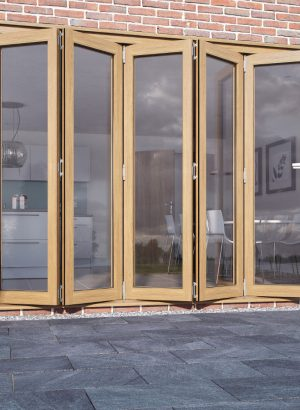 oak-folding-doors